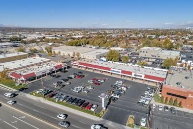 Springwood Village Shopping Center Midvale UT